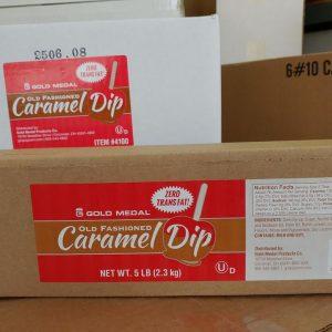 Old Fashioned Caramel Apple Dip Wholesale Blocks