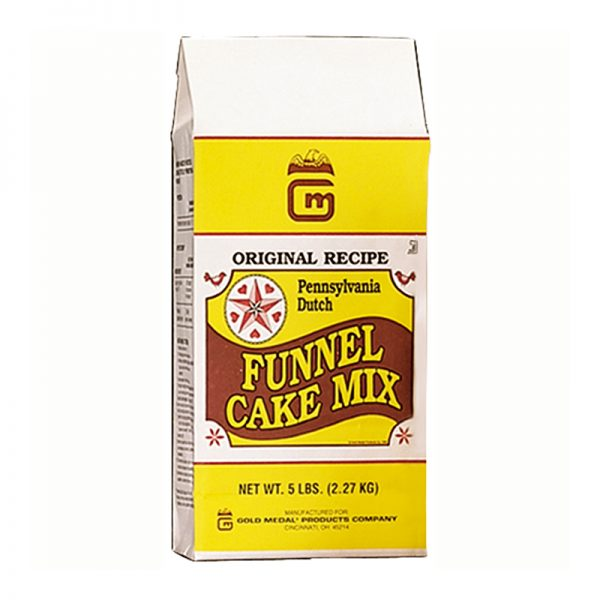 Pennsylvania Dutch Funnel Cake Mix - 5lb Bags