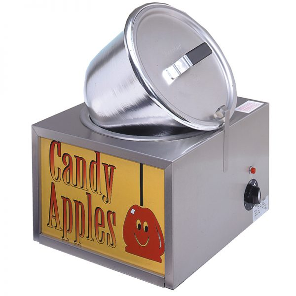 1800 Watt Double Batch Reddy Apple Cooker for Candy Apples