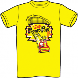 Pronto Pup T-Shirt