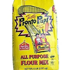 1-5 lb bag P.P. Flour Mix w/sticks & T-Shirt