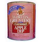 The World's Greatest Caramel Apple Dip (Quick Serve)